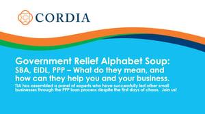 Government Relief Alphabet Soup LP Thumbnail